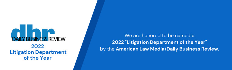 Law 360 - 2018 Health Care Practice Group Of The Year